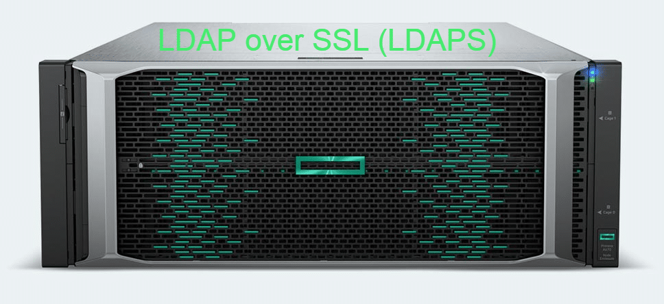 LDAP over SSL for Primera and 3PAR